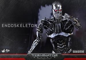 Фигурка Эндоскелет (робот солдат из Терминатора) Hot Toys Терминатор фотография-09.jpg