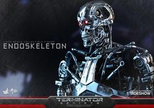 Фигурка Эндоскелет (робот солдат из Терминатора) Hot Toys Терминатор фотография-11.jpg