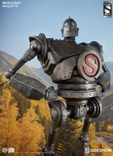Макеты Железный великан Sideshow Collectibles The Iron Giant фотография-01.jpg