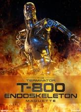 Макеты Терминатор Т-800 Эндоскелет Sideshow Collectibles Терминатор фотография-01.jpg