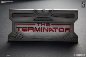 Макеты Терминатор Т-800 Эндоскелет Sideshow Collectibles Терминатор фотография-02.jpg