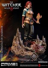 Статуэтка Трис Мериголд из Марибора Prime 1 Studio The Witcher 3: Wild Hunt фотография-05.jpg