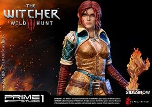 Статуэтка Трис Мериголд из Марибора Prime 1 Studio The Witcher 3: Wild Hunt фотография-15.jpg