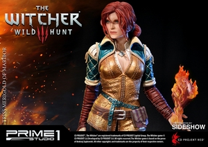 Статуэтка Трис Мериголд из Марибора Prime 1 Studio The Witcher 3: Wild Hunt фотография-16.jpg