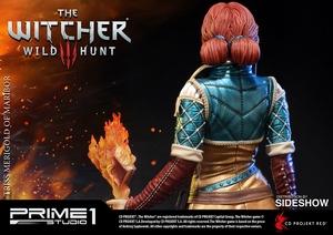 Статуэтка Трис Мериголд из Марибора Prime 1 Studio The Witcher 3: Wild Hunt фотография-17.jpg