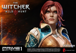 Статуэтка Трис Мериголд из Марибора Prime 1 Studio The Witcher 3: Wild Hunt фотография-19.jpg
