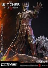 Фигурка из искусственного камня Eredin Prime 1 Studio The Witcher 3: Wild Hunt фотография-01.jpg