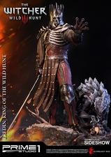 Фигурка из искусственного камня Eredin Prime 1 Studio The Witcher 3: Wild Hunt фотография-02.jpg