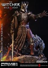 Фигурка из искусственного камня Eredin Prime 1 Studio The Witcher 3: Wild Hunt фотография-03.jpg