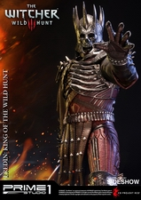 Фигурка из искусственного камня Eredin Prime 1 Studio The Witcher 3: Wild Hunt фотография-04.jpg