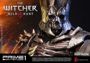 Фигурка из искусственного камня Eredin Prime 1 Studio The Witcher 3: Wild Hunt фотография-13.jpg