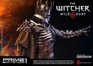 Фигурка из искусственного камня Eredin Prime 1 Studio The Witcher 3: Wild Hunt фотография-17.jpg