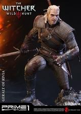 Фигурка из искусственного камня Геральт из Ривии Prime 1 Studio The Witcher 3: Wild Hunt фотография-06.jpg