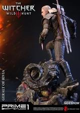 Фигурка из искусственного камня Геральт из Ривии Prime 1 Studio The Witcher 3: Wild Hunt фотография-09.jpg