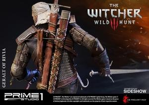 Фигурка из искусственного камня Геральт из Ривии Prime 1 Studio The Witcher 3: Wild Hunt фотография-19.jpg