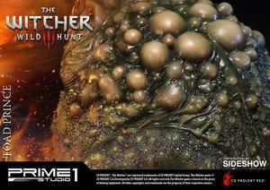Статуэтка Жаба Принц Оксенфуртский Prime 1 Studio The Witcher 3: Wild Hunt фотография-14.jpg