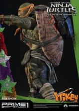 Статуэтка Микеланджело (Черепашки ниндзя) Prime 1 Studio Черепашки ниндзя фотография-13.jpg