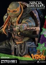 Статуэтка Микеланджело (Черепашки ниндзя) Prime 1 Studio Черепашки ниндзя фотография-14.jpg