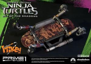 Статуэтка Микеланджело (Черепашки ниндзя) Prime 1 Studio Черепашки ниндзя фотография-31.jpg