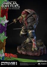 Фигурка из искусственного камня Рафаэль (Черепашки ниндзя) Prime 1 Studio Черепашки ниндзя фотография-07.jpg