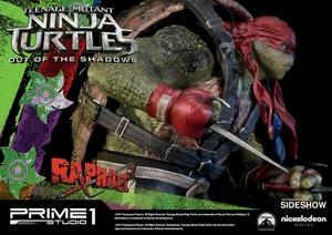 Фигурка из искусственного камня Рафаэль (Черепашки ниндзя) Prime 1 Studio Черепашки ниндзя фотография-17.jpg