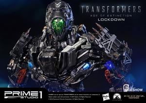 Фигурка из искусственного камня Lockdown Prime 1 Studio Трансформеры фотография-01.jpg