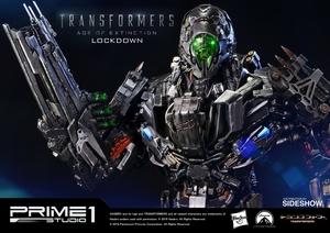Фигурка из искусственного камня Lockdown Prime 1 Studio Трансформеры фотография-03.jpg