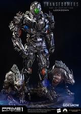 Фигурка из искусственного камня Lockdown Prime 1 Studio Трансформеры фотография-05.jpg