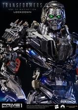 Фигурка из искусственного камня Lockdown Prime 1 Studio Трансформеры фотография-11.jpg
