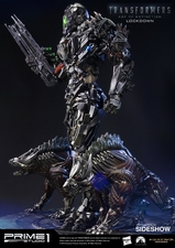 Фигурка из искусственного камня Lockdown Prime 1 Studio Трансформеры фотография-12.jpg