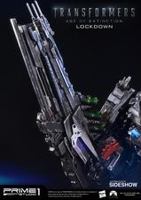 Фигурка из искусственного камня Lockdown Prime 1 Studio Трансформеры фотография-13.jpg