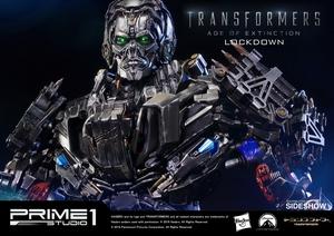Фигурка из искусственного камня Lockdown Prime 1 Studio Трансформеры фотография-22.jpg
