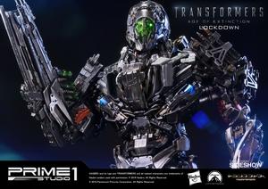 Фигурка из искусственного камня Lockdown Prime 1 Studio Трансформеры фотография-23.jpg