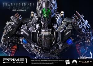 Фигурка из искусственного камня Lockdown Prime 1 Studio Трансформеры фотография-24.jpg