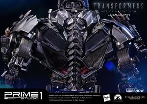 Фигурка из искусственного камня Lockdown Prime 1 Studio Трансформеры фотография-25.jpg