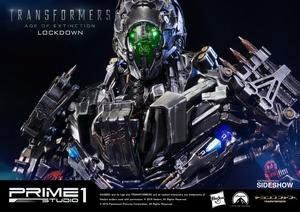 Фигурка из искусственного камня Lockdown Prime 1 Studio Трансформеры фотография-27.jpg