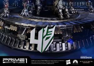 Фигурка из искусственного камня Lockdown Prime 1 Studio Трансформеры фотография-28.jpg