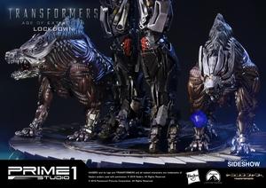 Фигурка из искусственного камня Lockdown Prime 1 Studio Трансформеры фотография-29.jpg
