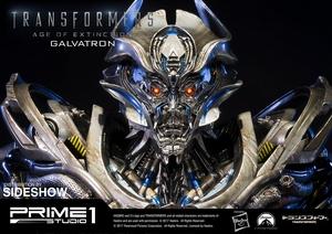 Бюст Поврежденная версия Galvatron Prime 1 Studio Трансформеры фотография-03.jpg