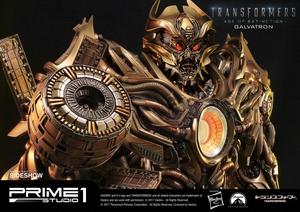 Статуэтка Золотая версия Galvatron (Трансформеры) Prime 1 Studio Трансформеры фотография-02.jpg