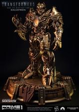 Статуэтка Золотая версия Galvatron (Трансформеры) Prime 1 Studio Трансформеры фотография-05.jpg