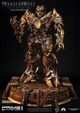 Статуэтка Золотая версия Galvatron (Трансформеры) Prime 1 Studio Трансформеры фотография-07.jpg