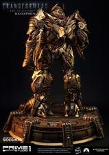 Статуэтка Золотая версия Galvatron (Трансформеры) Prime 1 Studio Трансформеры фотография-08.jpg