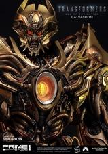 Статуэтка Золотая версия Galvatron (Трансформеры) Prime 1 Studio Трансформеры фотография-09.jpg
