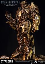 Статуэтка Золотая версия Galvatron (Трансформеры) Prime 1 Studio Трансформеры фотография-10.jpg