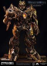 Статуэтка Золотая версия Galvatron (Трансформеры) Prime 1 Studio Трансформеры фотография-11.jpg