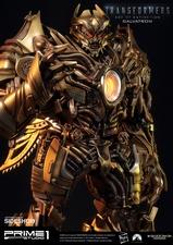 Статуэтка Золотая версия Galvatron (Трансформеры) Prime 1 Studio Трансформеры фотография-12.jpg