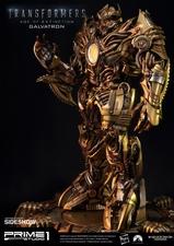 Статуэтка Золотая версия Galvatron (Трансформеры) Prime 1 Studio Трансформеры фотография-13.jpg