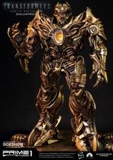 Статуэтка Золотая версия Galvatron (Трансформеры) Prime 1 Studio Трансформеры фотография-14.jpg