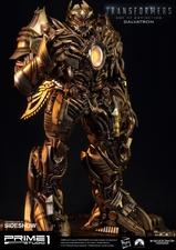 Статуэтка Золотая версия Galvatron (Трансформеры) Prime 1 Studio Трансформеры фотография-15.jpg